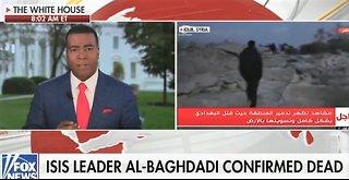 WH official: Killing ISIS leader Baghdadi 'vindicates' Trump's Syria pullout
