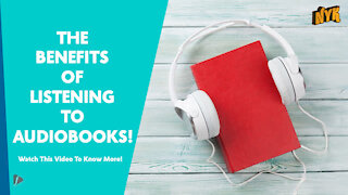 Why Should You Start Listening To AudioBooks?