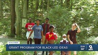 Grant program for Black-led ideas