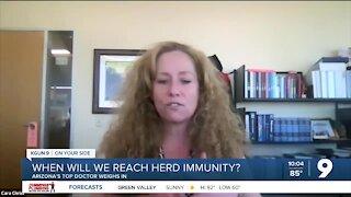 Herd Immunity: When will Arizona reach it?