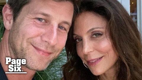 Bethenny Frankel is engaged to Paul Bernon after finalizing her divorce