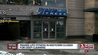 Prairie Life Fitness Closing