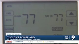 """""""Pre-cooling"""" recommended by TEP to curb energy use"""
