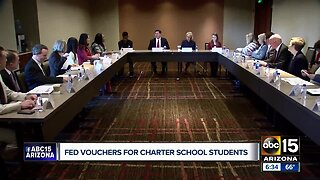 Federal vouchers for charter school students could be expanded