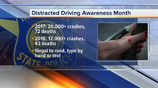 Michigan State Police cracking down on distracted driving
