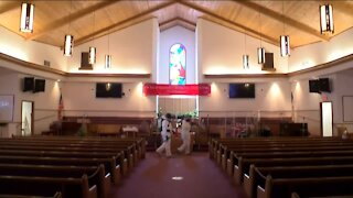 Milwaukee church opens doors for the first time in a year this Easter Sunday