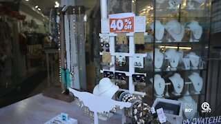 Small businesses trying to attract shoppers in Stuart