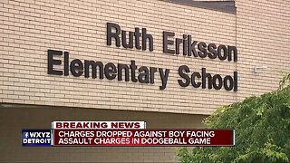 Case dismissed against 10-year-old Canton boy previously charged with assault