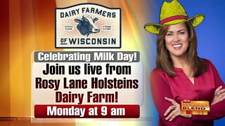 Kicking Off National Dairy Month!
