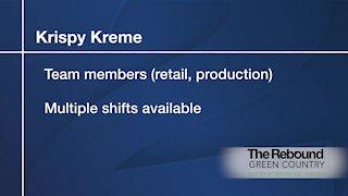 Who's Hiring: Krispy Kreme