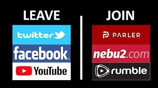 Comparing the New Free Speech Social Media Platforms