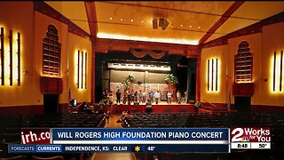 Holiday Piano Concert to support Will Rogers High Community Foundation