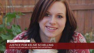 Jury finds Donthe Lucas guilty of first-degree murder in death of Kelsie Schelling