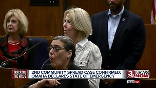 Second community spread case of COVID-19 confirmed, Omaha declares state of emergency