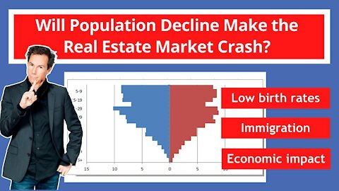 Will the Real Estate Market Collapse from Population Decline?