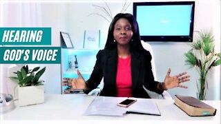 Hearing God's voice - Pastor Esther Birungi