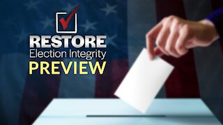 Restore Election Integrity | Freedom's Voices - TRAILER