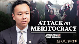 Kenny Xu: Equity Models Discriminate Against Asian Americans | CLIP | American Thought Leaders