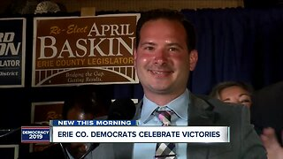2019 primary election winners in WNY