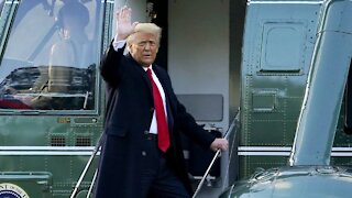 Former President Trump Names 2 New Lawyers To Impeachment Defense Team