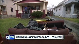 Cleveland passes right to counsel legislation