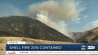 Drought conditions continue to heighten wildfire concerns