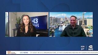 Financial analyst Steve Budin talks unemployment benefits taxes