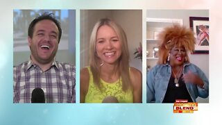 Tina Turner impersonator Larry Edwards talks about new Kygo remix