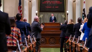 California Gov. Gavin Newsom Announces Plan To Fight Homelessness