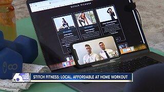 Stitch fitness: local online workout program