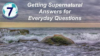 Getting Supernatural Answers for Everyday Questions