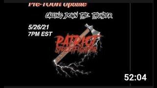 5.26.21 Patriot Streetfighter Pre-TOUR Update: Texas Leg 2 Days Away