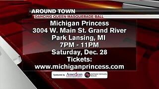 Around Town - Dancing Queen Masquerade Ball - 12/26/19
