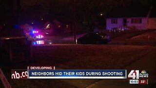 Thursday night gunfire kills one, wounds three