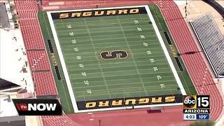 Football players sick at Saguaro High School