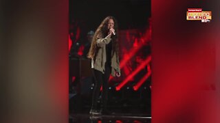 American Idol contestant Casey   Morning Blend