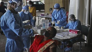 India Passes Three Million Cases As Experts Worry About Rapid Tests