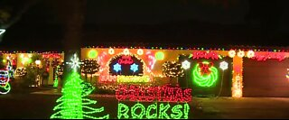 Amazing Christmas decorations near Buffalo, Oakey