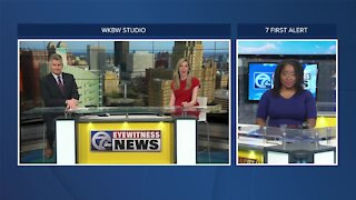 7 First Alert Forecast 5 p.m. Update, Monday, May 31