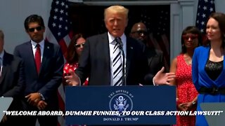 I Joined President Trump's Class Action Lawsuit Against Social Media!!!