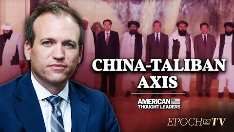 Johnnie Moore: China's 'Exploitive Foreign Policy' Against Afghanistan   CLIP