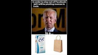 Biden Asked About Unidentified Aerial Phenomenon Reverse Speech