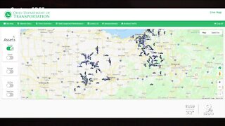 ODOT using new GPS tech to remove snow faster