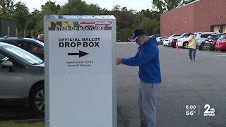 Ballot canvas begins in Anne Arundel County