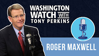 """Roger Maxwell Discusses His Op-Ed, """"The Problem with Lloyd Austin's 'Stand-Down' Order"""""""