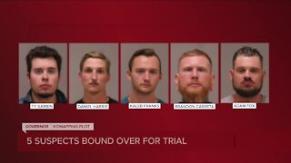 Whitmer Kidnapping Plot: New crucial evidence just released in Federal Court