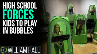 High School FORCES Kids To Play In BUBBLES!