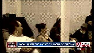 AA Adapts to Social Distancing