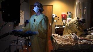 U.S. Reports Over 4M COVID Cases In November
