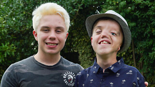 Twin Brothers Are The Same But Different | BORN DIFFERENT